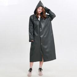 Supple EVA环保时尚雨衣