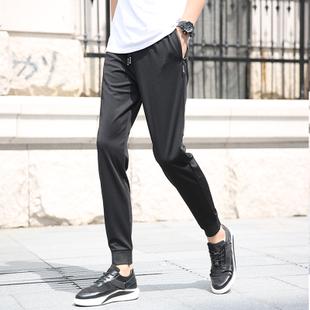 卡帝登夏季男士运动裤哈伦裤