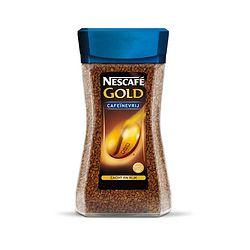 雀巢 荷兰版金牌无咖啡因咖啡 100克