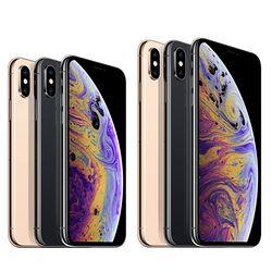 15:01:苹果iPhone Xs /Xs Max智能手机