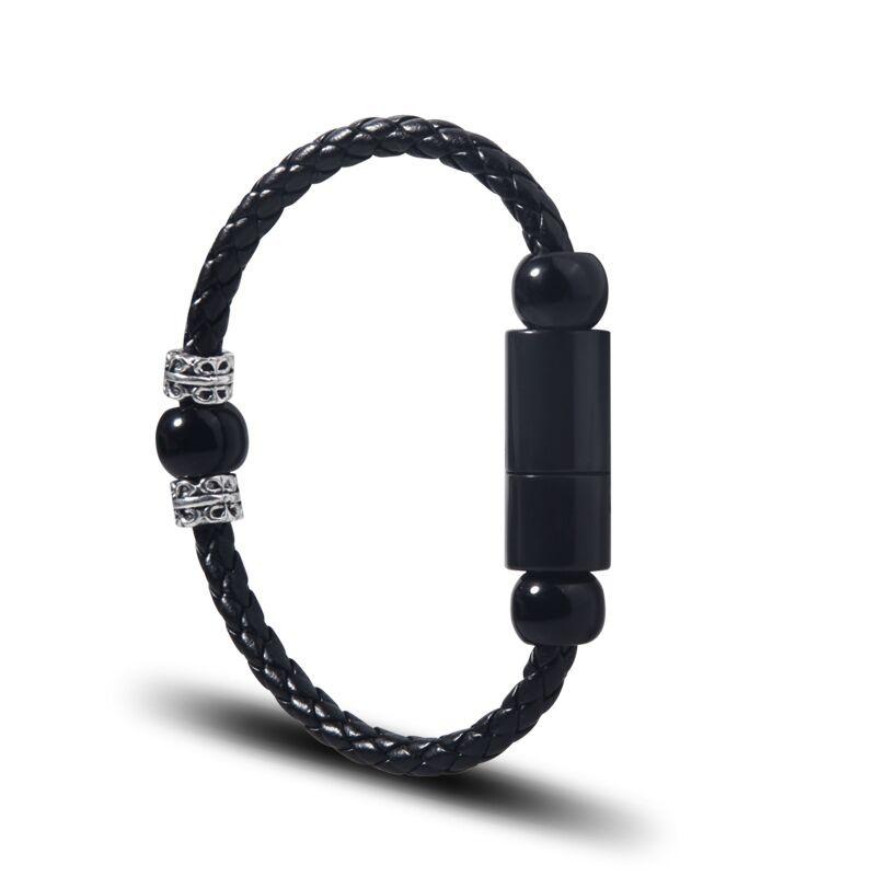 创意手环充电线