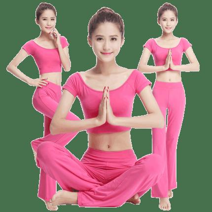 运动健身瑜伽服套装