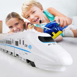 星域传奇 和谐号火车充电玩具模型