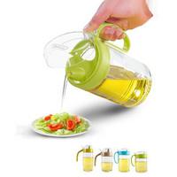 防漏酱油瓶玻璃油壶