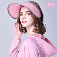 故事女人遮阳防晒帽子