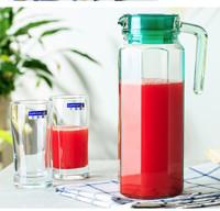 乐美雅 玻璃凉水壶 1.1L
