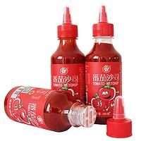 番茄沙司擠壓瓶280g*3瓶裝