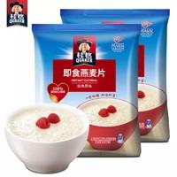 桂格 即食原味燕麦片 1000g